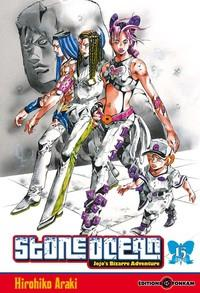 JoJo's Bizarre Adventure : Stone Ocean [#15 - 2012]