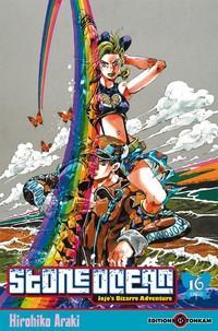 JoJo's Bizarre Adventure : Stone Ocean #16 [2012]