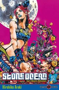 JoJo's Bizarre Adventure : Stone Ocean #17 [2012]
