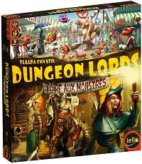 Dungeon Lords - Foire aux monstres [2013]