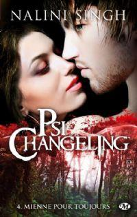 Psi Changeling : Mienne pour toujours [#4 - 2012]