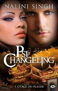 Psi Changeling : Otage du plaisir #5 [2012]