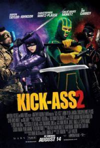 Kick-Ass 2 Blu-ray