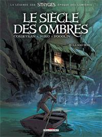Le Siècle des ombres : La sorcière [#4 - 2013]