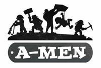 A-men #1 [2012]