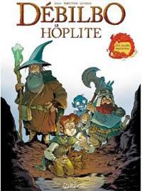 le Seigneur des Anneaux : Débilbo le hoplite [2012]