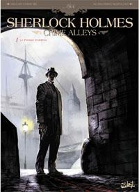 Sherlock Holmes Crimes Alleys : Le Premier Problème #1 [2013]