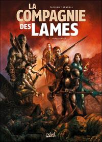 La Compagnie des lames : Renaissance [#1 - 2011]