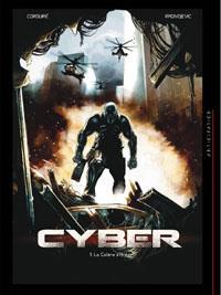 Cyber : La colère d'Arès [#1 - 2013]