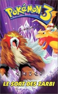 Pokémon 3 : Le Sort des Zarbi #3 [2001]