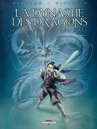 La Dynastie des dragons - II : La Prison des âmes [#3 - 2013]