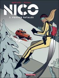 Nico : Femmes fatales #3 [2012]