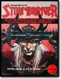 Cycle d'Elric le Nécromancien : Stormbringer [1987]