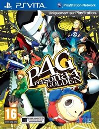 Persona 4 : Golden - PS VITA