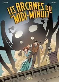 Les arcanes du midi-minuit : L'Affaire Marnie #10 [2013]