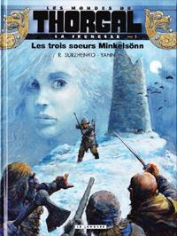 Les mondes de Thorgal - la jeunesse de Thorgal: trois soeurs Minkelsonn #1 [2013]