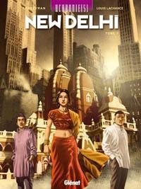 Uchronie[s] : New Delhi, tome 1 [2013]