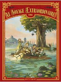 Le voyage extraordinaire #1 [2012]