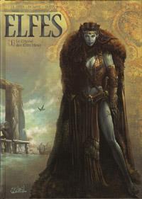 Le crystal des elfes bleus [#1 - 2013]