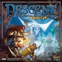 Descent : Voyage dans les Ténèbres 2ème édition [2012]