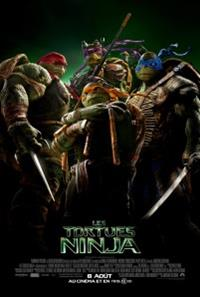 Les Tortues Ninja : Ninja Turtles Combo Blu-ray 2D + 3D + DVD
