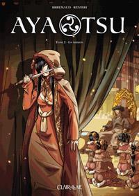 Aya Tsu : La mission [#2 - 2013]
