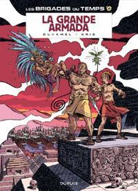 Les Brigades du temps : La grande armada [#2 - 2013]