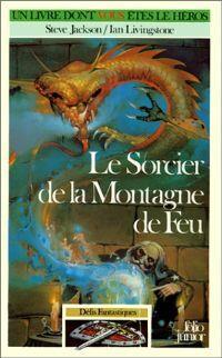 Titan : Défis Fantastiques : Le sorcier de la Montagne de Feu #1 [1982]