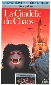 Titan : Défis Fantastiques : La citadelle du chaos #2 [1983]