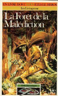 Titan : Défis Fantastiques : La forêt de la malédiction #3 [1983]