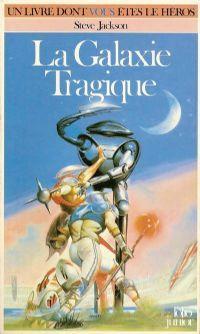 Défis Fantastiques : La galaxie tragique #4 [1983]