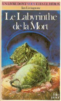 Titan : Défis Fantastiques : Le labyrinthe de la mort #6 [1984]