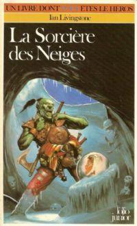Titan : Défis Fantastiques : Le sorcière des neiges [#9 - 1984]