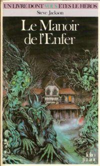 Défis Fantastiques : Le manoir de l'enfer [#10 - 1984]