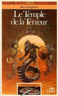 Titan : Défis Fantastiques : Le temple de la terreur [#14 - 1985]