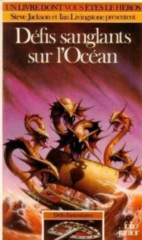 Titan : Défis Fantastiques : Défis sanglants sur l'océan #16 [1985]
