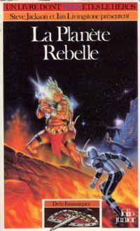 Défis Fantastiques : La planète rebelle #18 [1985]