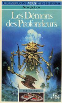 Titan : Défis Fantastiques : Les démons des profondeurs #19 [1986]