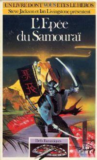 Titan : Défis Fantastiques : L'épée du samouraï [#20 - 1986]