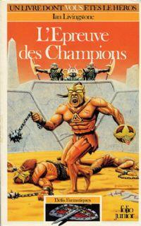 Titan : Défis Fantastiques : L'épreuve des champions [#21 - 1986]