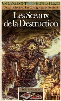 Titan : Défis Fantastiques : Les sceaux de la destruction #23 [1986]