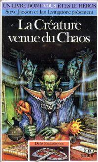 Titan : Défis Fantastiques : La créature venue du chaos #24 [1986]