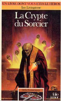Titan : Défis Fantastiques : La crypte du sorcier #26 [1987]