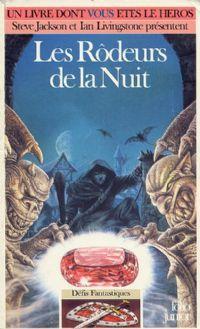 Titan : Défis Fantastiques : Les rodeurs de la nuit [#29 - 1987]