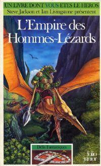 Titan : Défis Fantastiques : L'empire des hommes-lézards [#31 - 1988]