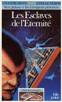 Titan : Défis Fantastiques : Les esclaves de l'éternité #32 [1988]
