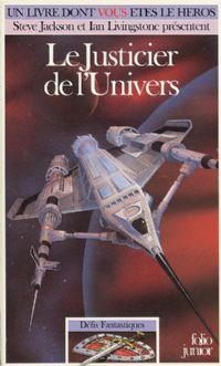 Défis Fantastiques : Le justicier de l'univers [#33 - 1988]