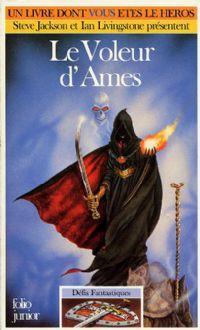 Titan : Défis Fantastiques : Le voleur d'âmes #34 [1988]