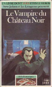 Titan : Défis Fantastiques : Le vampire du chateau noir #35 [1988]
