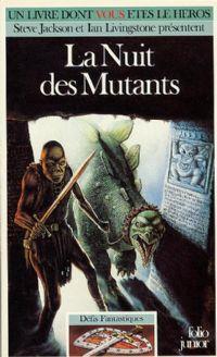 Titan : Défis Fantastiques : La nuit des mutants #36 [1989]